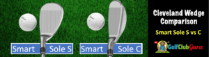 cleveland smart sole chipper sand wedge vs comparison difference