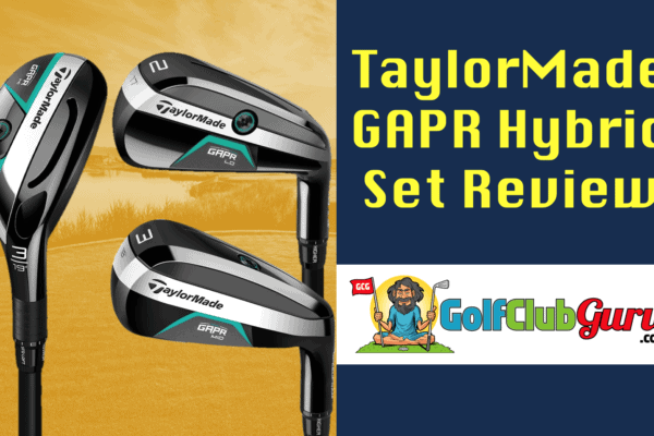 which gapr hybrid for me taylormade