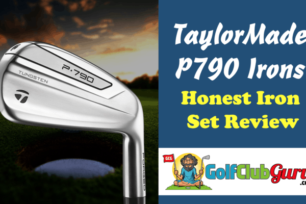 the taylormade p790 iron set