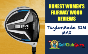 taylormade sim max womens review clubs