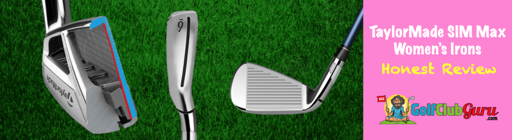 the most forgiving irons for women 2020