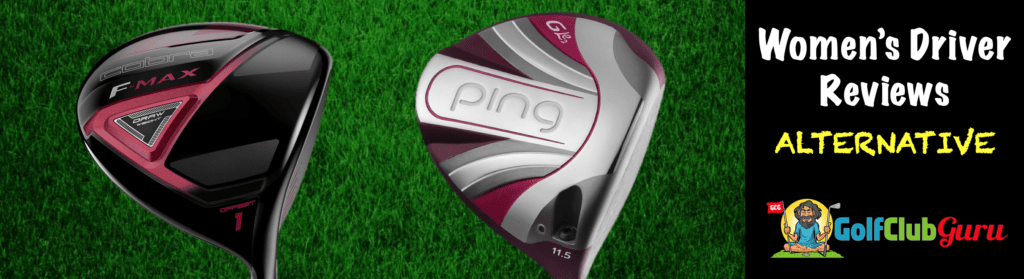 ping vs cobra ladies driver