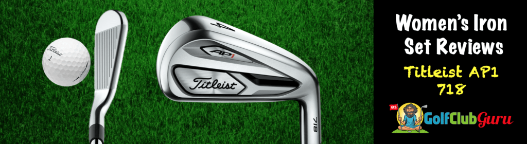 titleist ap1 review irons women