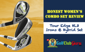 best golf irons for beginners women
