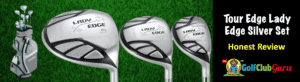 tour edge lady silver driver wood hybrids review