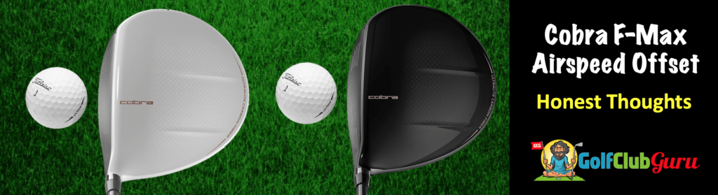 super easy forgiving driver to hit cobra airspeed offset 2020