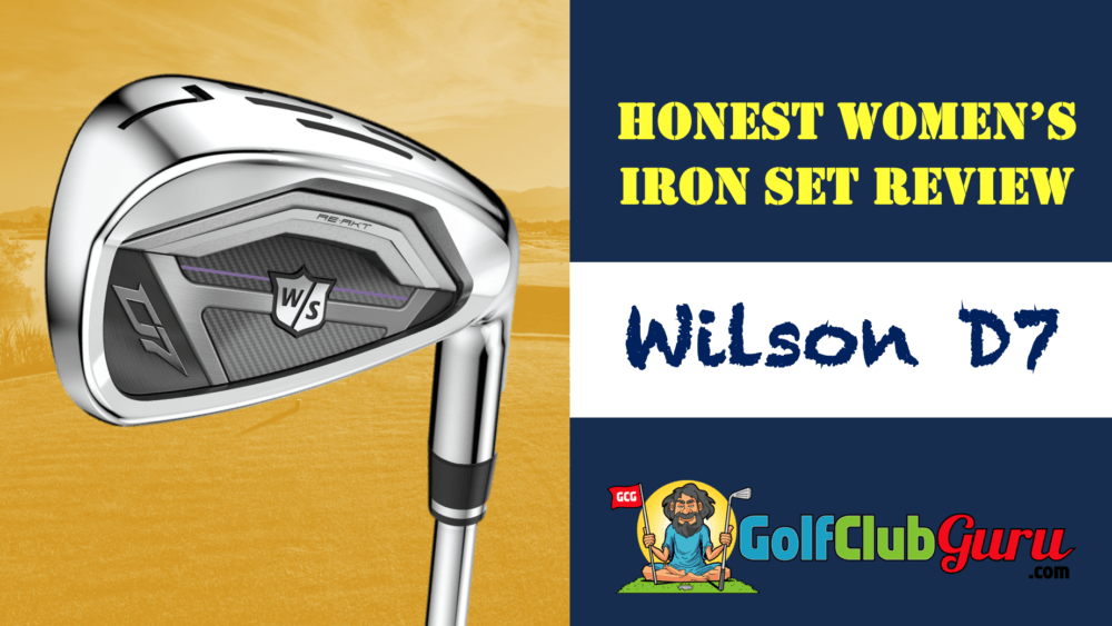 the best iron sets for women