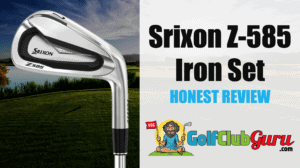 honest review of srixon z-585 irons