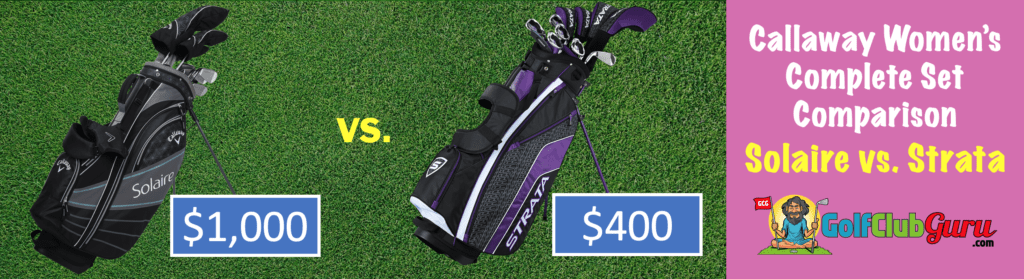 the best value complete set of womens golf clubs 400 1000