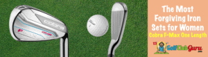 womens irons set with same length shafts for consistency