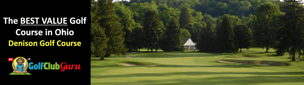the best bargain value discount golf course to walk in granville ohio under $50