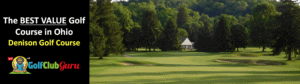 the best bargain value discount golf course to walk in ohio under $50