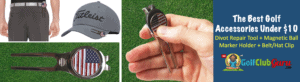the best divot repair ball marker holder magnetic belt hat clip tool best tool accessory