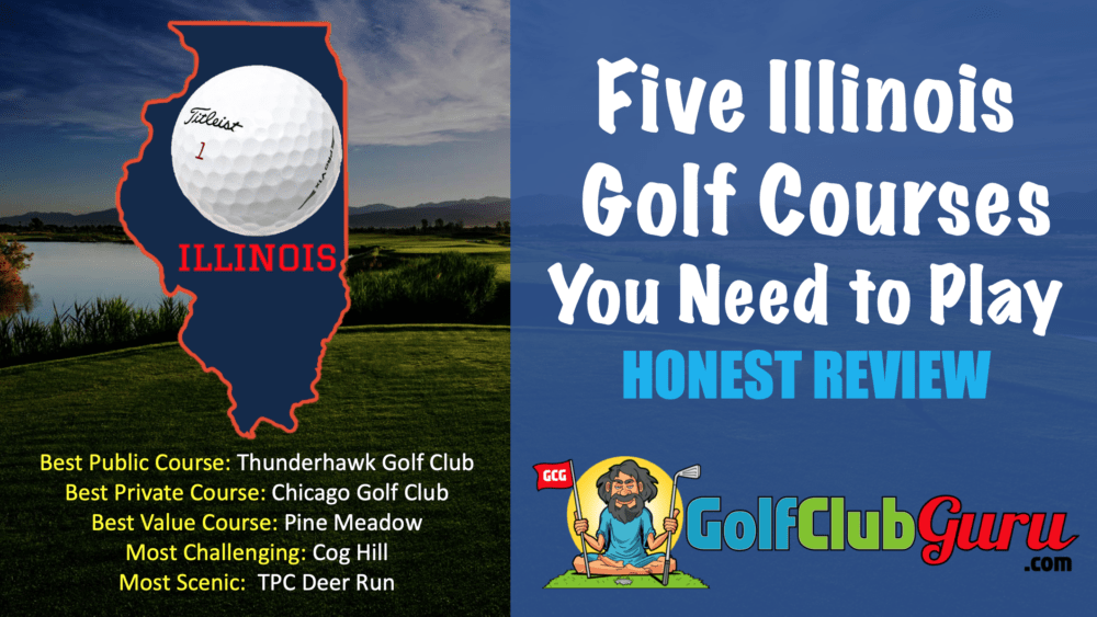 the best 5 golf courses in illinois category winning