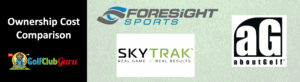 skytrack foresight aboutgolf simulator comparison review difference
