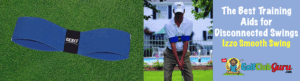 a review of izzo smooth swing connected compact golf swing training aid