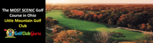 the most scenic beautiful golf course in ohio