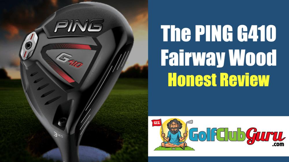 ping g410 golf club review