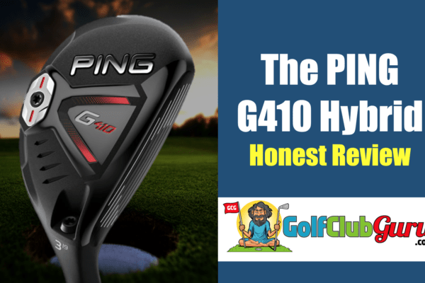 ping g410 hybrid review super forgiving high launching