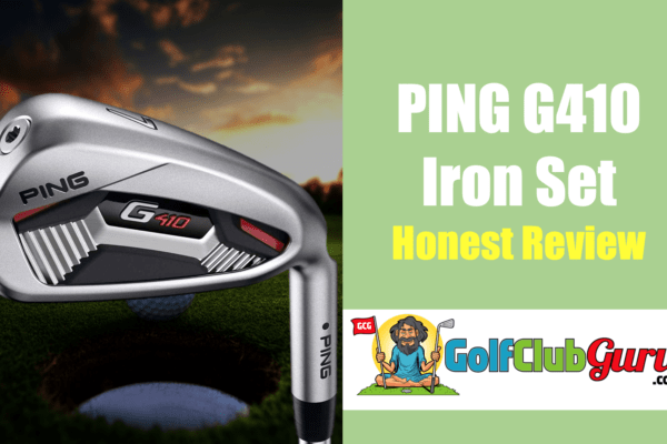 most forgiving iron sets of 2020