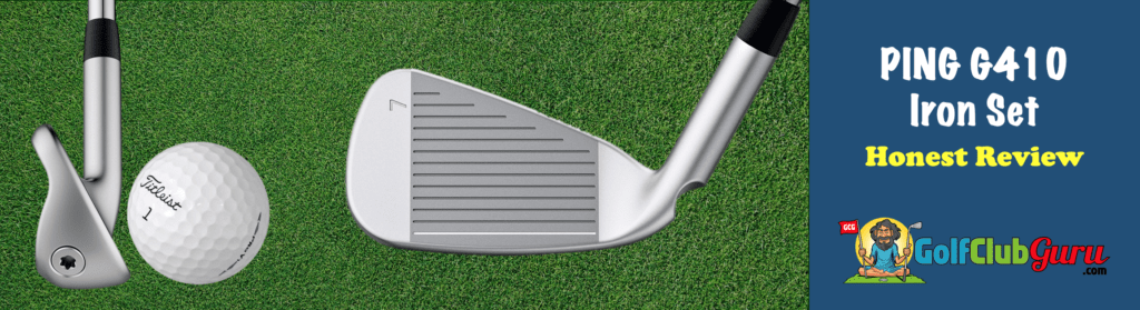 super easy to hit irons high launch low spin longest