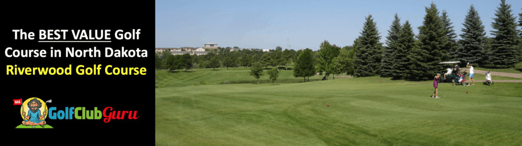 the best value bargain deal tee times golf in north dakota