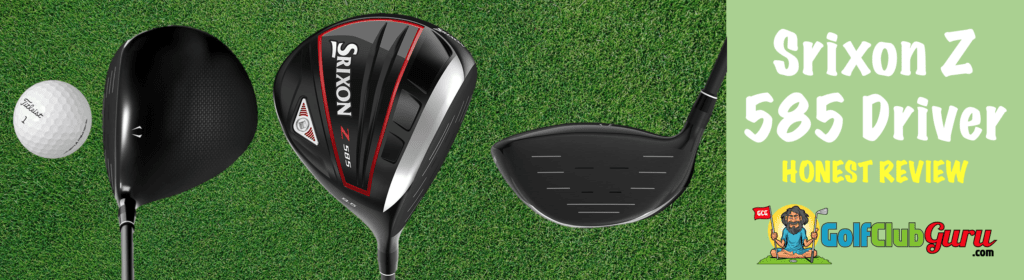 pros cons price pictures of srixon z 585 driver