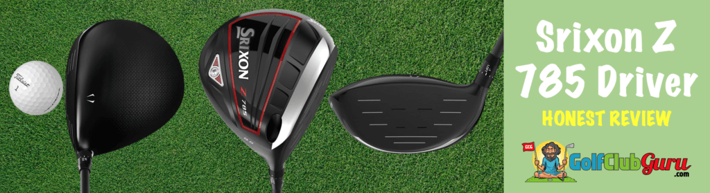 review of srixon z 785 driver golf club