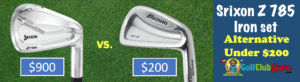 the best players irons under $200 2020