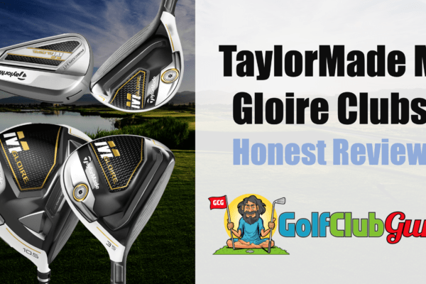 review of taylormade m gloire golf clubs driver woods hybrid irons rescue