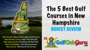 the nicest golf courses in new hampshire