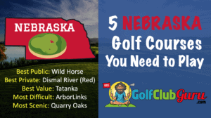the best public golf courses in nebraska