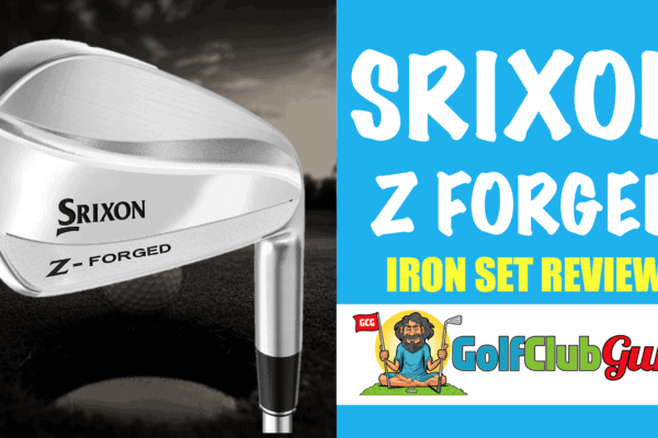srixon z forged irons unbiased honest review