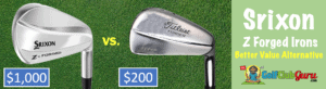 the best value players irons blades titleist 690mb