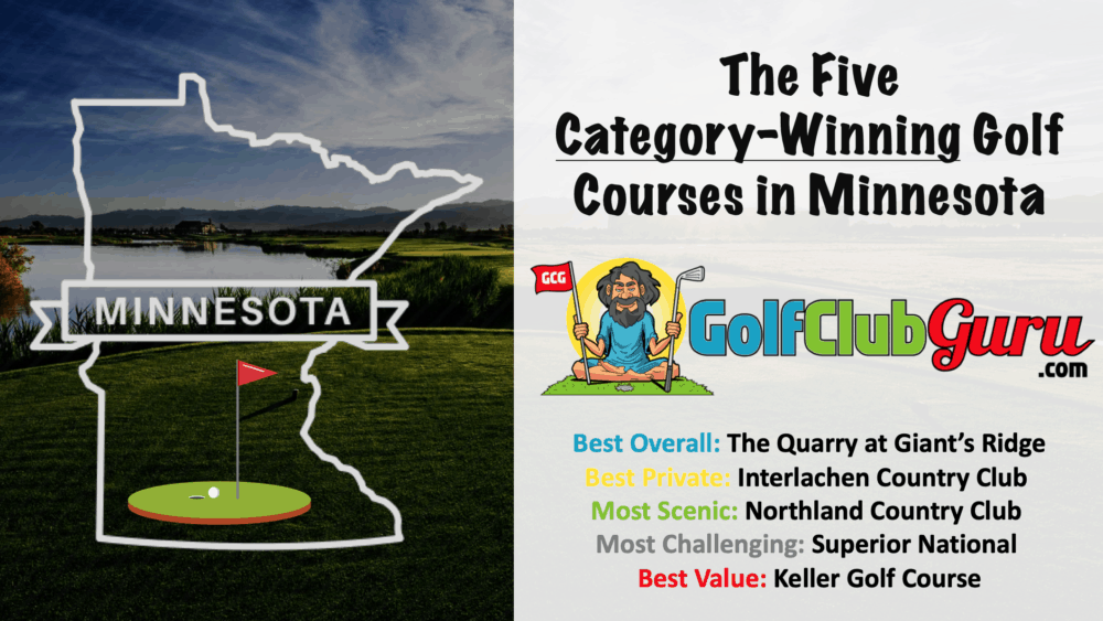 the category winning golf courses in minnesota