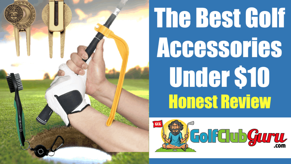 the top golf accessories under 10 dollars