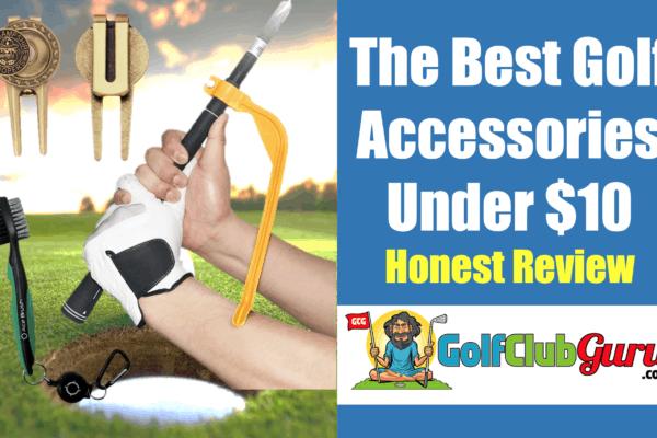 the top golf accessories under 10 dollars