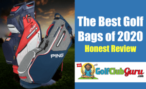 the best cart stand walking riding bag 2020