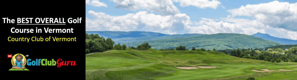 the best public golf course in VT vermont