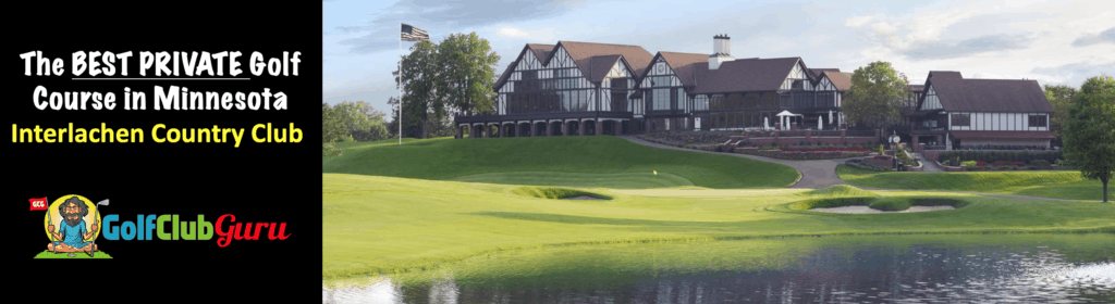 the best private golf club in edina minnesota to join