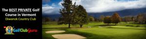 the best private golf club ekwanok country club