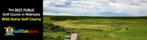 the coolest public golf course in nebraska wild horse