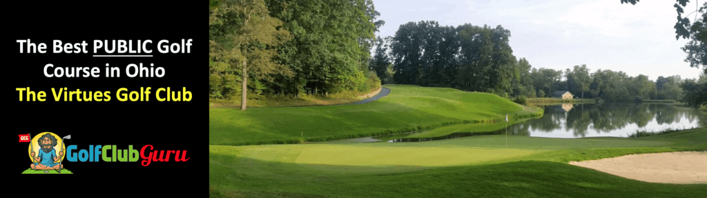 the best golf course in nashport ohio open to the public