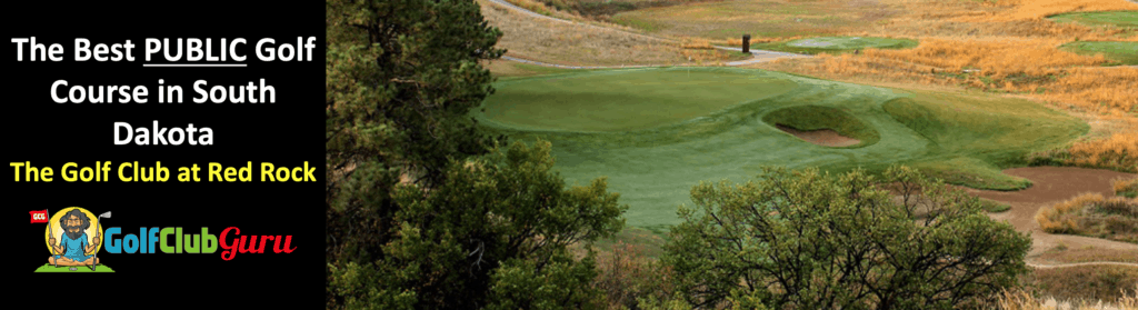 the golf club at red rock review south dakota
