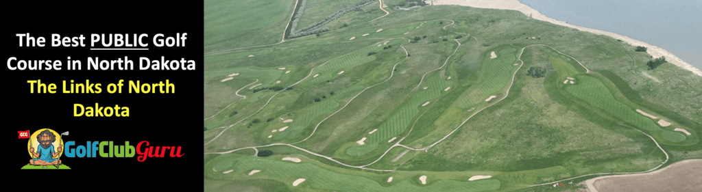 the nicest golf course links of north dakota review