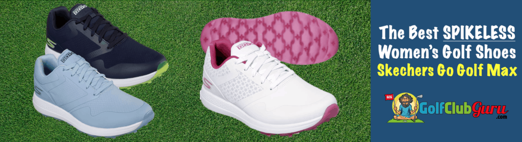 the most comfortable golf shoes spikeless for women ladies