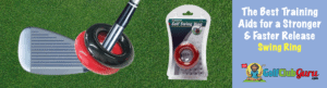 weighted heavy golf club training aid to improve club head speed