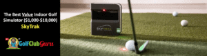 the best value budget bargain golf simulator