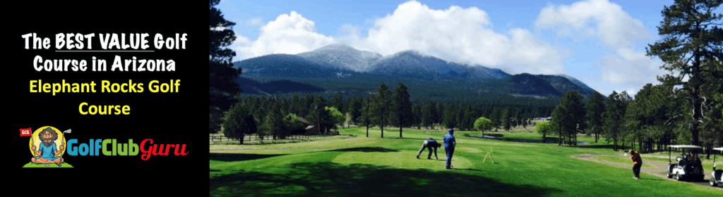 most affordable budget golf course in arizona AZ