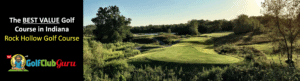 the best value budget bargain golf course in indiana rock hollow golf course